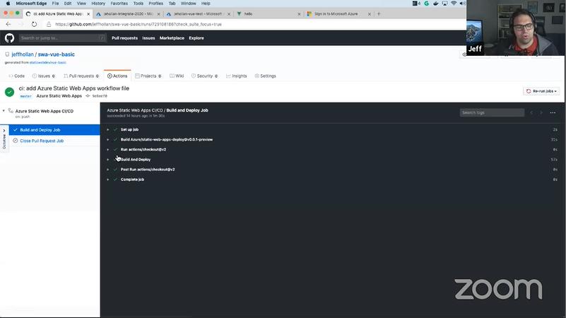 GitHub Action Demo